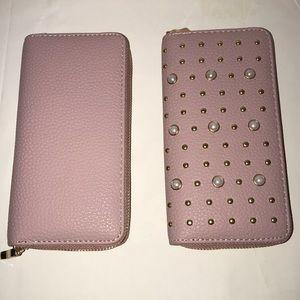 Pearl Stud Wallet